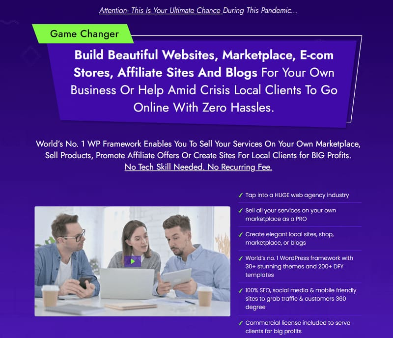 Agenciez Honest Review-$1000 Premium Bonuses