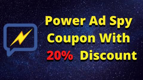 power ad spy coupon